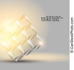 origami , φόντο