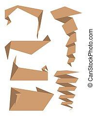 origami, dolgozat, beszéd, panama