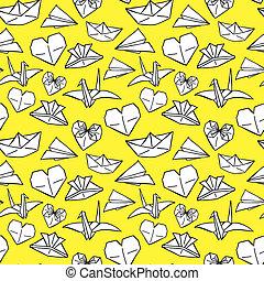 origami pattern