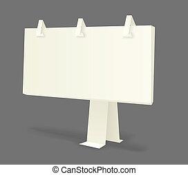 origami, tábua, informação
