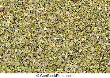 Origan spice - Dried origan spice to use as background