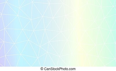 Original background in polygonal pattern with triangles...