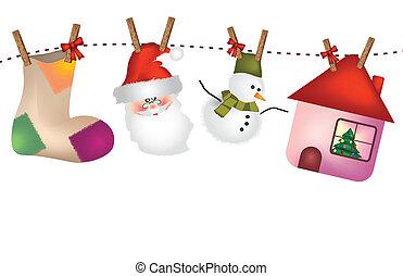 Original Christmas background