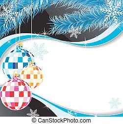 Original Christmas decorations