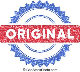 Original Grunge Stamp Vector