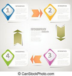 Original Infographics Elements