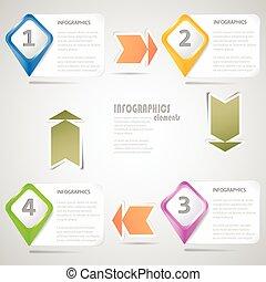 Original Infographics Elements