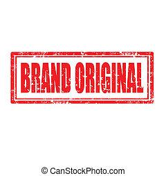 original-stamp, merk