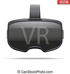 Original stereoscopic 3d VR headset - Original stereoscopic...