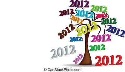 Original Tree 2012