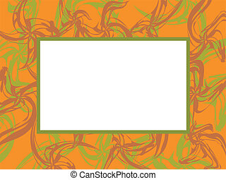 Original vector frame