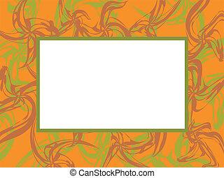 Original vector frame
