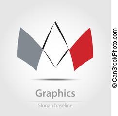 Originally created business icon for design needs