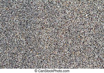 orizzontale, struttura approssimativa, sabbia