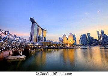 orizzonte, singapore