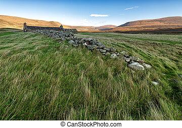 orkney, bothy, スコットランド, hoy, 島, rackwick