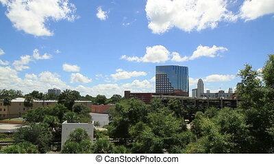 Orlando Skyline Shot Three
