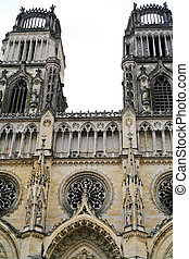 Orleans Cathedral, France