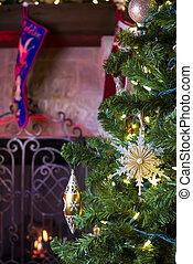 ornament árvore christmas