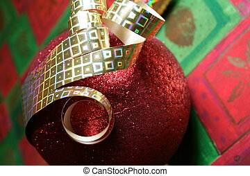 Ornament and Ball