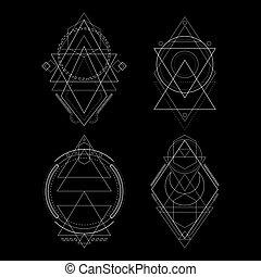 Ornament Geometry Style