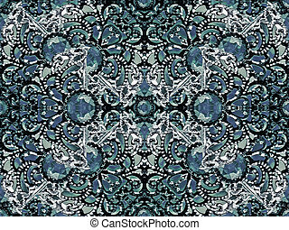 Ornament Luxury Pattern Background