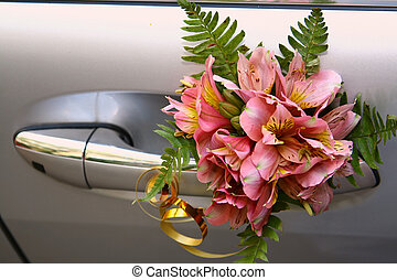 ornament - Ornaments for the wedding car