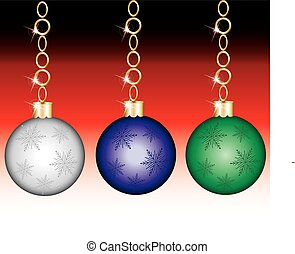 Ornament Set 3