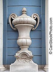 Ornamental architecture