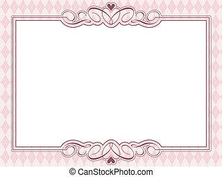 ornamental, argyle, firmanavnet, baggrund