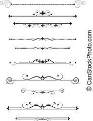 ornamental, dividers