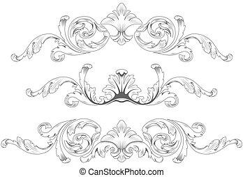 Ornamental elements
