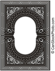 Ornamental Frame