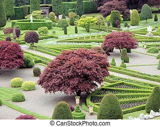 Ornamental garden 2