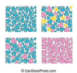 Ornamental seamless pattern
