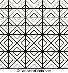 Ornamental seamless pattern - tile background.