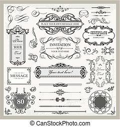 Ornamental Set A - Ornamental Set
