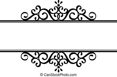 ornamental vignette