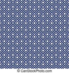 ornamental, vindima, abstratos, pattern., seamless, geomã©´ricas