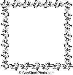 ornamentale, cornice