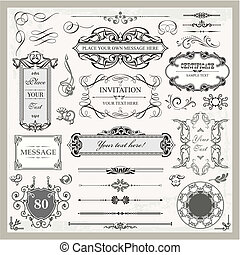 ornamentale, set