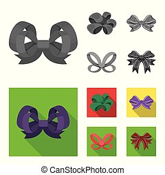 Ornamentals, frippery, finery and other web icon in ...