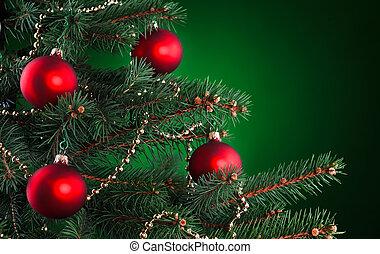 Ornamento, Natal