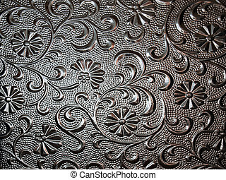 Ornaments - Ornamental pattern usable for wallpapers and...