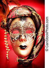 ornare, maschera carnevale