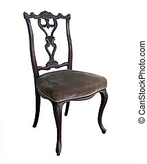 Ornate Antique Chair