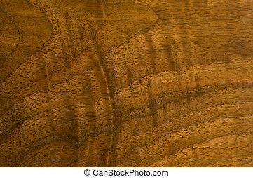 Ornate antique wood