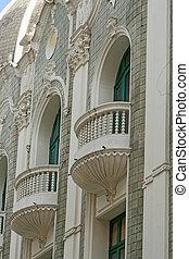 Ornate Architecture Details