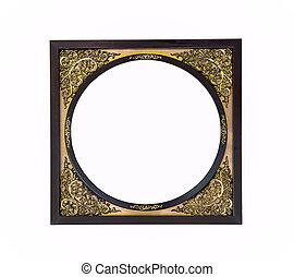 Ornate classical frame