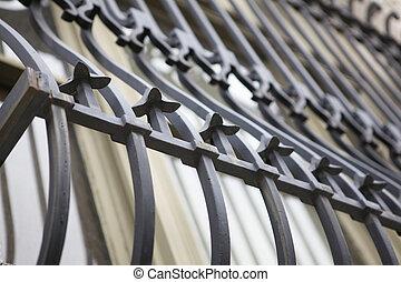Victorian Window bars